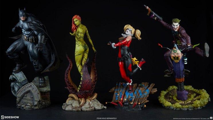 dc-comics-poison-ivy-premium-format-figure-sideshow-300487-27 Figurine - DC Comics Poison Ivy Premium Format