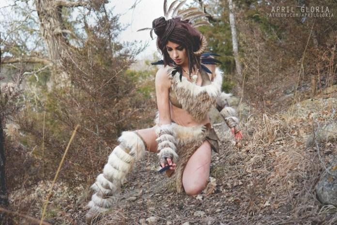 forsworn-cosplay-08-696x464 Cosplay - Skyrim - Forsworn #152