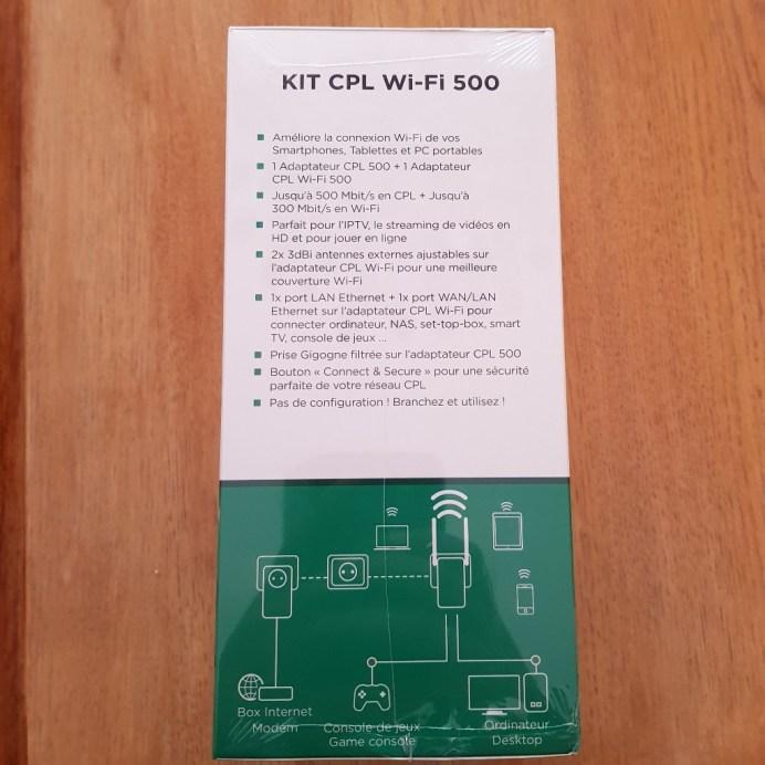 wp-1529218276331. Présentation du kit CPL Wifi 500 de Strong