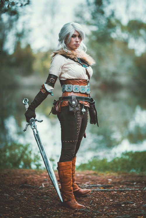 ciri-cosplay-01 Cosplay - The Witcher 3 - Ciri #155