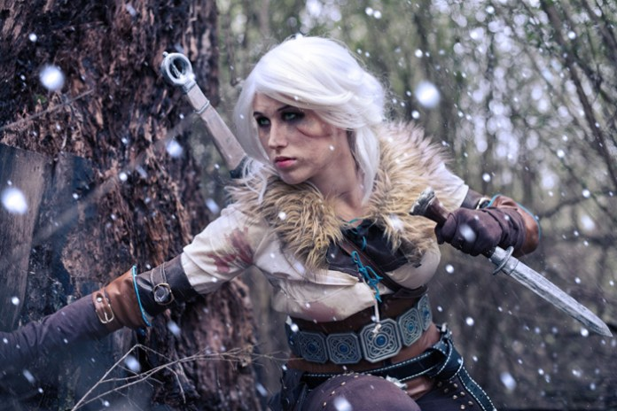 ciri-cosplay-05-696x464 Cosplay - The Witcher 3 - Ciri #155