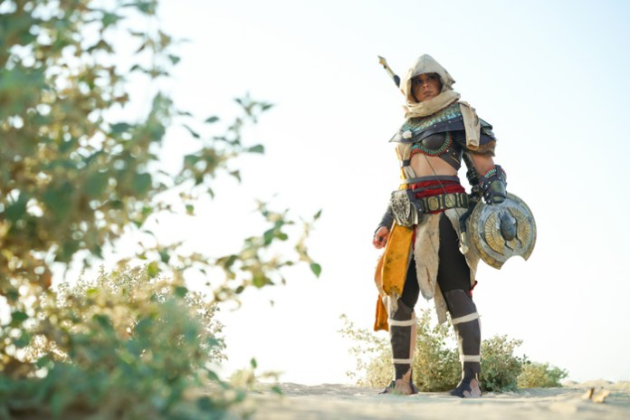 bayek-cosplay-01-696x464 Cosplay - Assassin's Creed Origins - Bayek #157