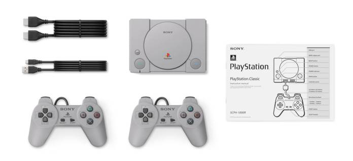 """180919-playstation-classic-2-696x318 Vers une Playstation """"Mini"""" Classic"""