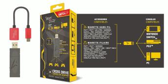 181106-steel-play-1 Cross Drive de Steelplay permet de jouer avec votre manette sur PS4/Switch