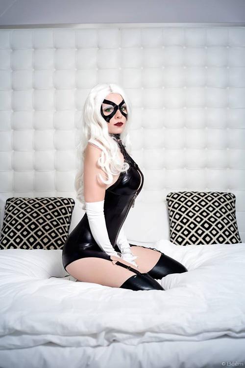black-cat-boudoir-cosplay-02 Cosplay - DC Comics - Black Cat #160