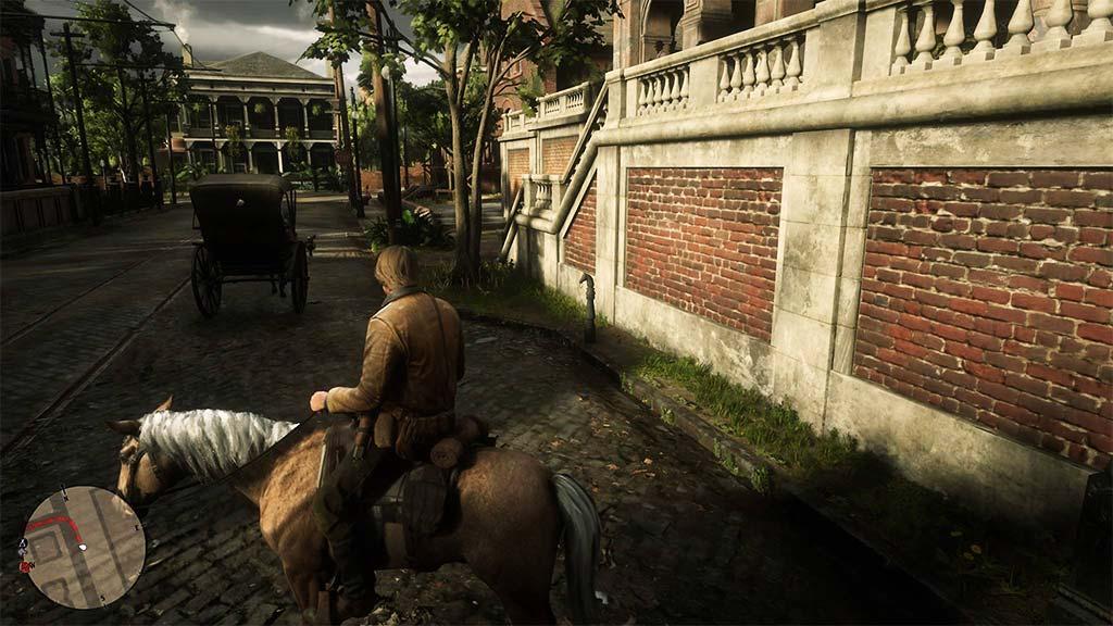 paysage_paves Mon avis sur Red Dead Redemption II - Paré pour la grande épopée ?