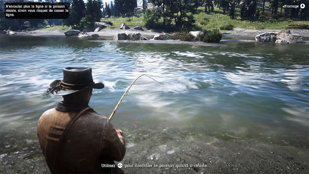 peche_river Mon avis sur Red Dead Redemption II - Paré pour la grande épopée ?