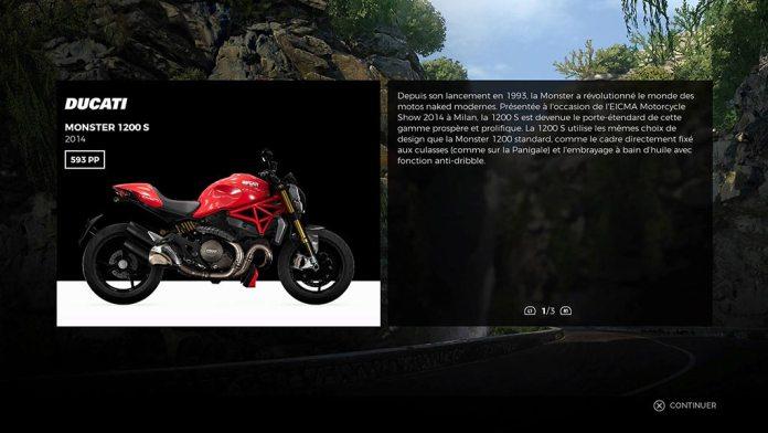 monster_desc Mon avis sur Ride 3 - Un opus fracassant, enfin !