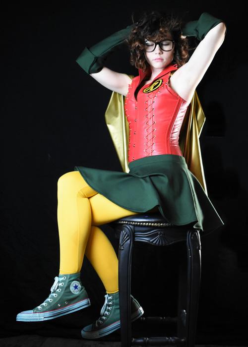 carrie-kelly-robin-cosplay-02 Cosplay - Robin #168