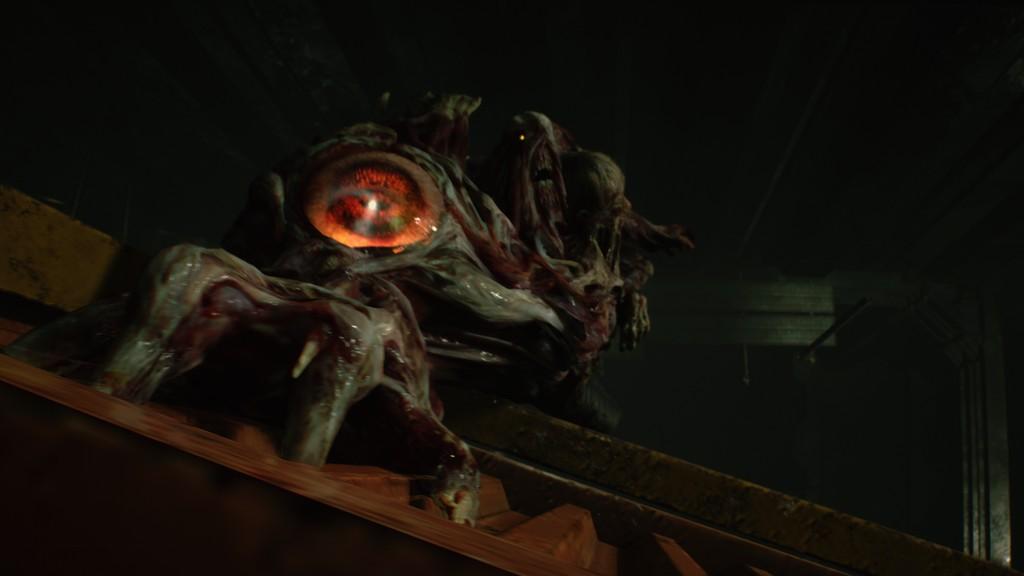 RE2_Zombies-1024x576 Mon avis sur Resident Evil 2 Remake - Le cauchemar renaît