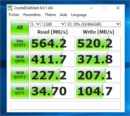 ssd-crucial-mx-500-benchmark1 Présentation du SSD MX500 de Crucial