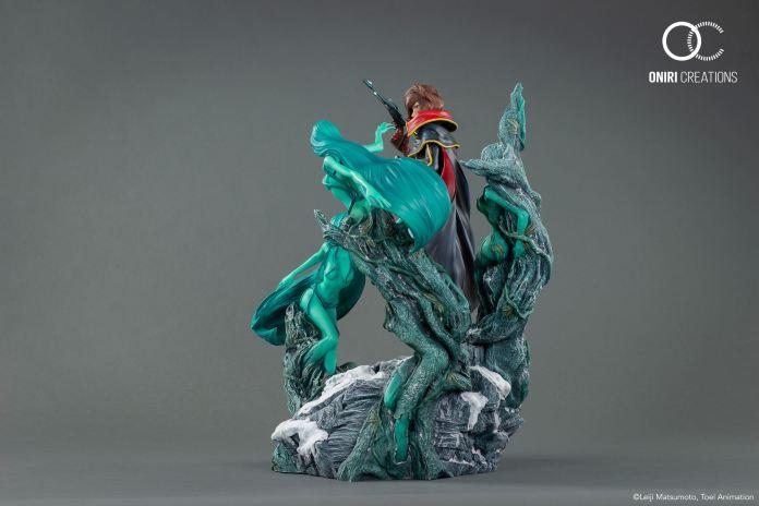 Albator-78-Captain-Harlock-Statue-Oniri-Creations3-1024x682 Oniri Créations et sa magnifique figurine Albator