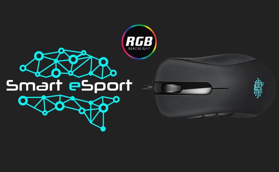 smart-epro-sourisjpg Présentation de la souris gaming Pro Gaming Mouse  de Smart eSport