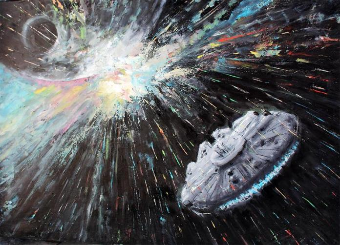 star-wars-paintings-07 May The 4th Be With You