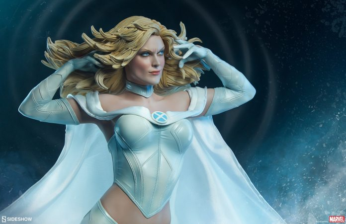 emma-frost_marvel_gallery_5ce5869b6761a-1024x664 Figurine - X-Men - Emma Frost - SideShow