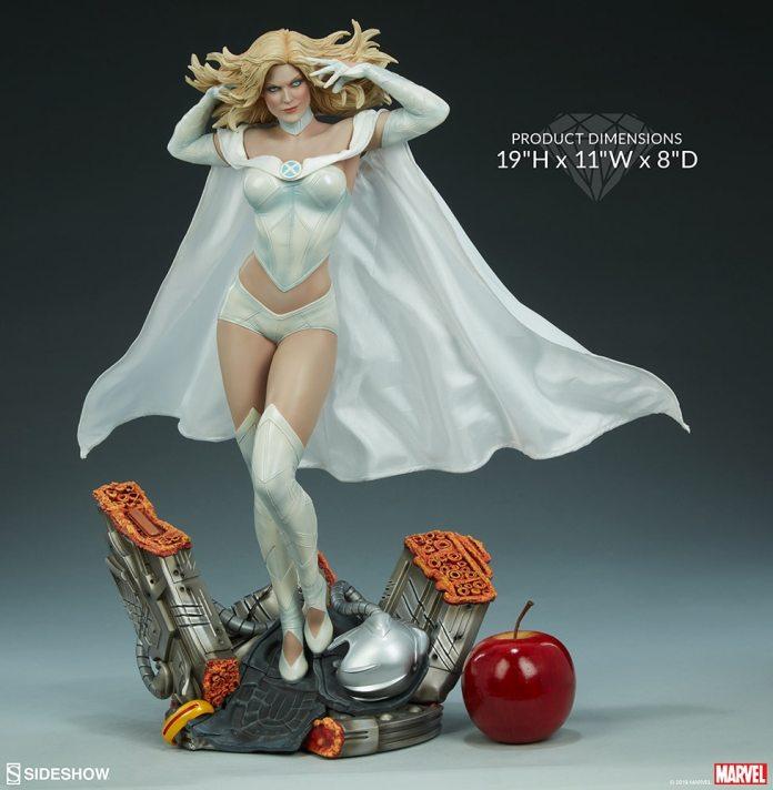 emma-frost_marvel_gallery_5ce5869bc2b94 Figurine - X-Men - Emma Frost - SideShow