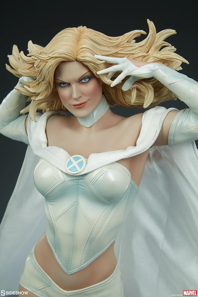 emma-frost_marvel_gallery_5ce5869ddec2e Figurine - X-Men - Emma Frost - SideShow