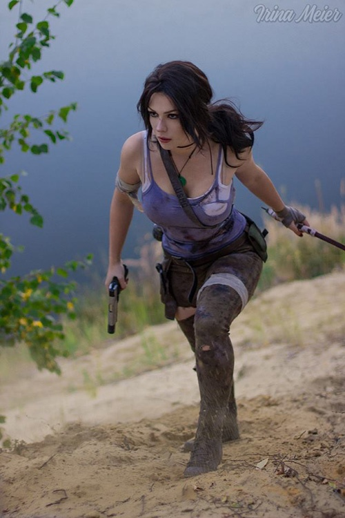 lara-croft-tomb-raider-cosplay-06 Cosplay - Lara Croft #183