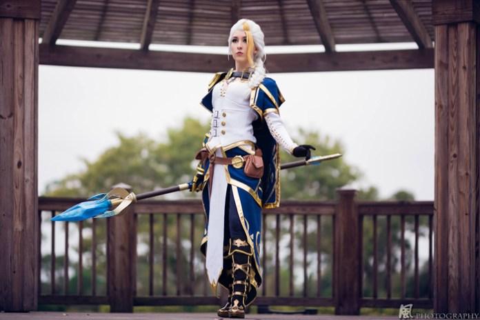 jaina-proudmoore-cosplay-05 Cosplay - Jaina Proudmoore de World of Warcraft #189