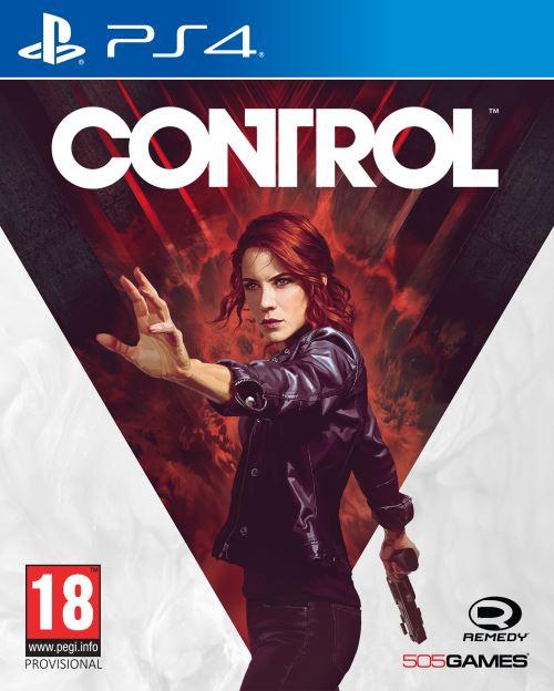 Control-PS4 Mon avis sur Control - Prenez le Control !