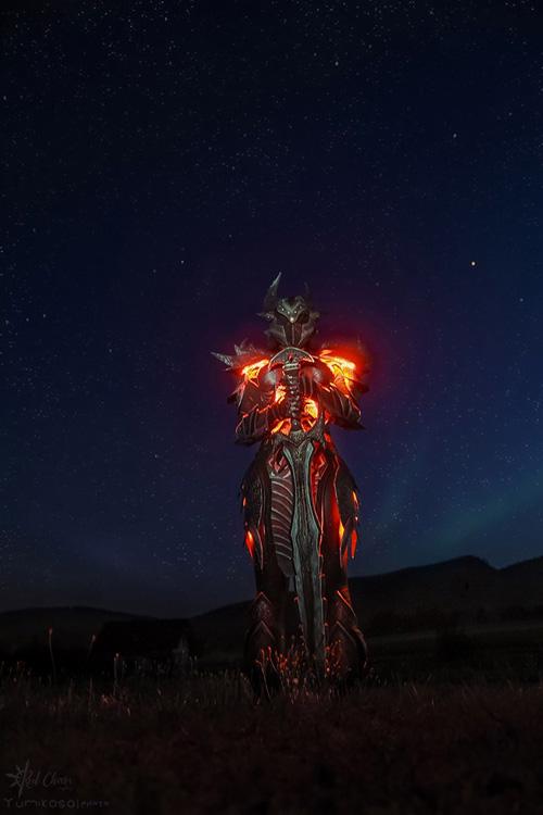 daedric-armor-cosplay-01 Cosplay - Skyrim -  Daedric #191