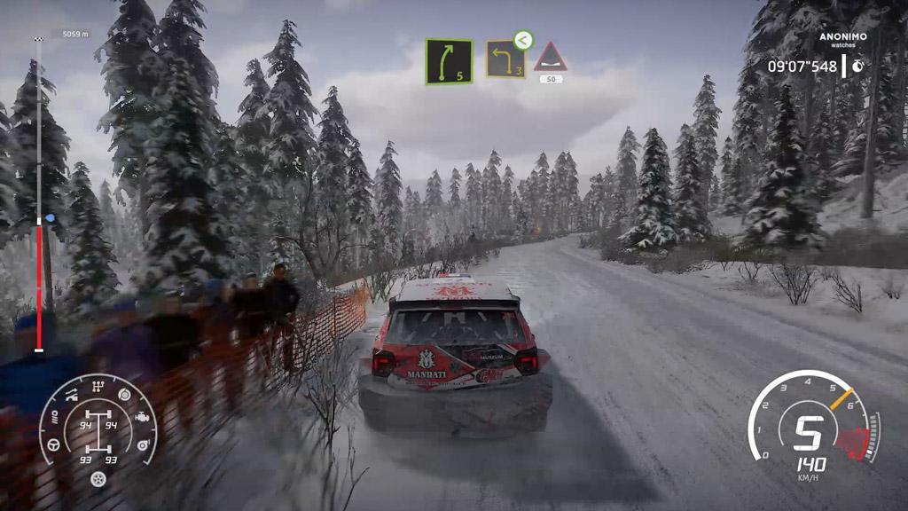 en_course_vitesse-1024x576 Mon avis sur WRC 8 – Le challenger est là !
