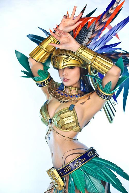 mia-civilization-cosplay-10 Cosplay - Civilization VI - Mia #196