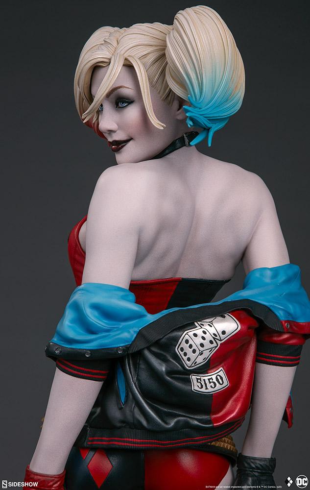harley-quinn-hell-on-wheels_dc-comics_gallery_5e30bbb0b20a4 Figurine - Harley Quinn en roller par SideShow