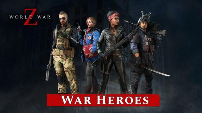 WorldWarZ_WarHeroes_DLC World War Z est gratuit sur PC et avec du crossplay