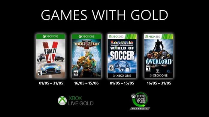May_GWG_16x9_4UP_withPricing_ESRB_JPG_FR Games With Gold – les jeux de Mai 2020