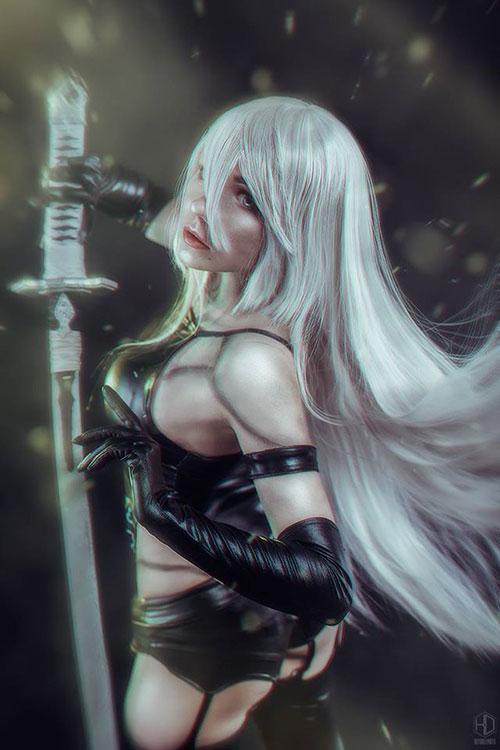 a2-neir-cosplay-02 Cosplay - Nier Automata a2 #201