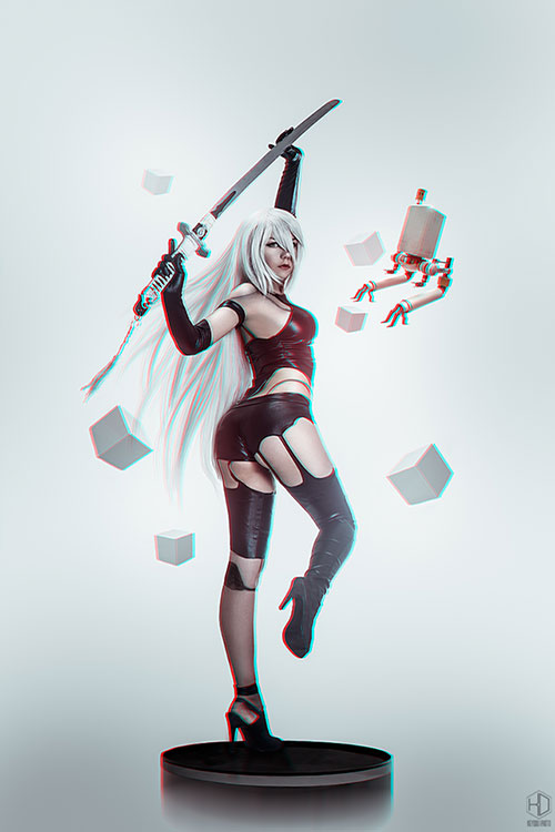 a2-neir-cosplay-03 Cosplay - Nier Automata a2 #201