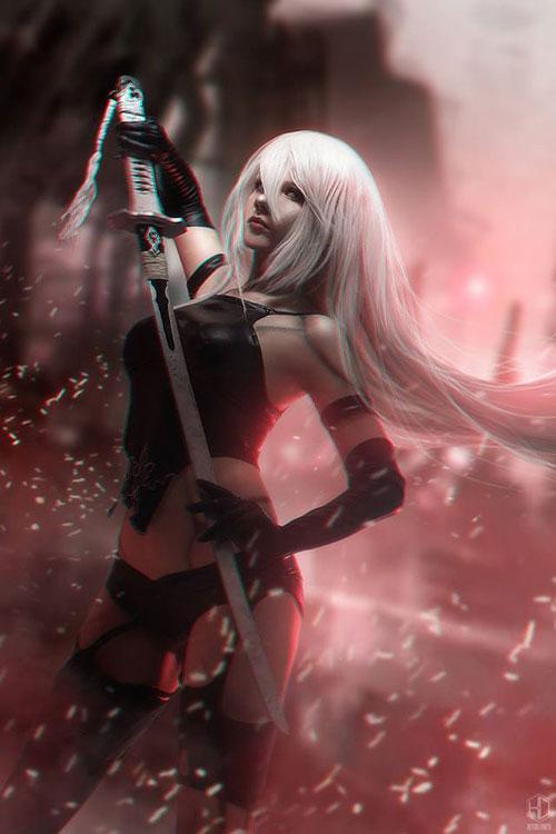 a2-neir-cosplay-04 Cosplay - Nier Automata a2 #201