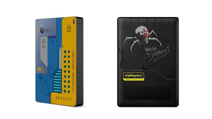 hdd-cyberpunk Cyberpunk 2077 - Casques - Disques dur - Figurines etc