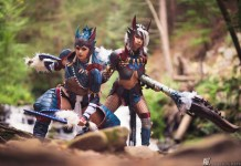 Cosplay Monster Hunter