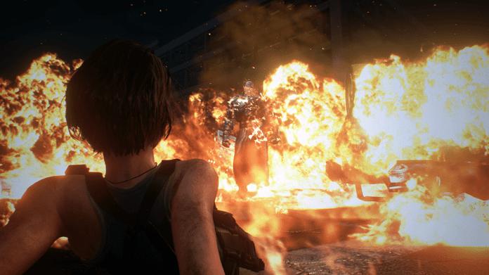 RE3_Flamme Resident Evil 3 - Frayez-vous un chemin vers la liberté