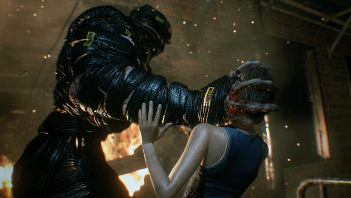 RE3_Nemesis3 Resident Evil 3 - Frayez-vous un chemin vers la liberté