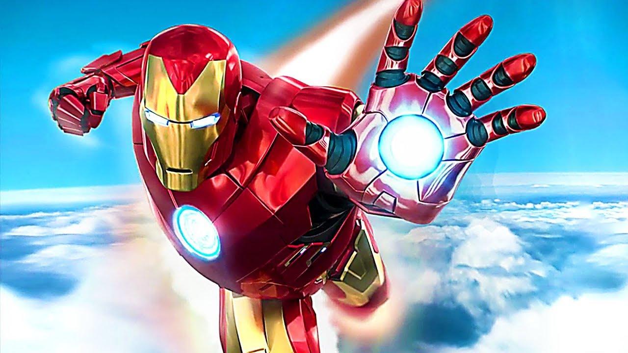 Marvel's Iron Man VR – La liste des trophées – Games & Geeks