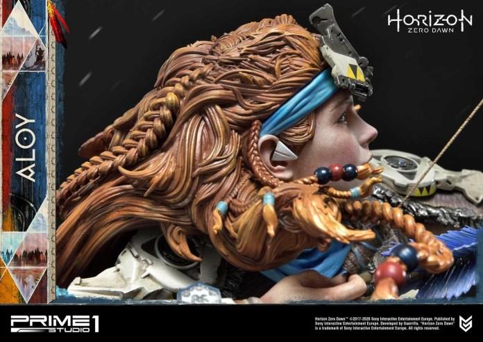 upmhzd-01ex_b30 Horizon Zero Dawn - Prime 1 dévoile une magnifique figurine d'Aloy - 1099$