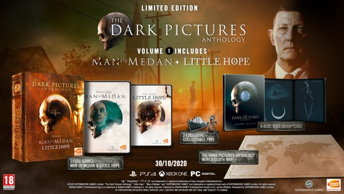 dition-collector-Man-of-Medan The Dark Pictures Anthology - L'édition Spéciale & Collector