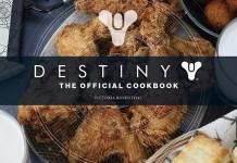 Les recettes Destiny