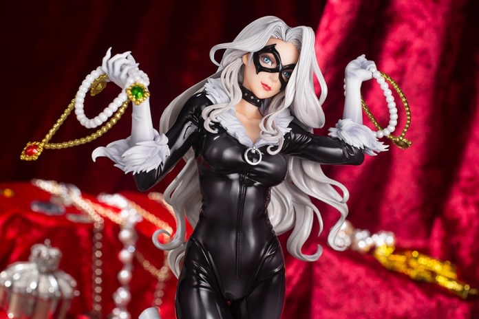 Figurine-black-cat-bishoujo-0001 Figurine - Kotobukiya dévoile Black Cat en version Bishoujo