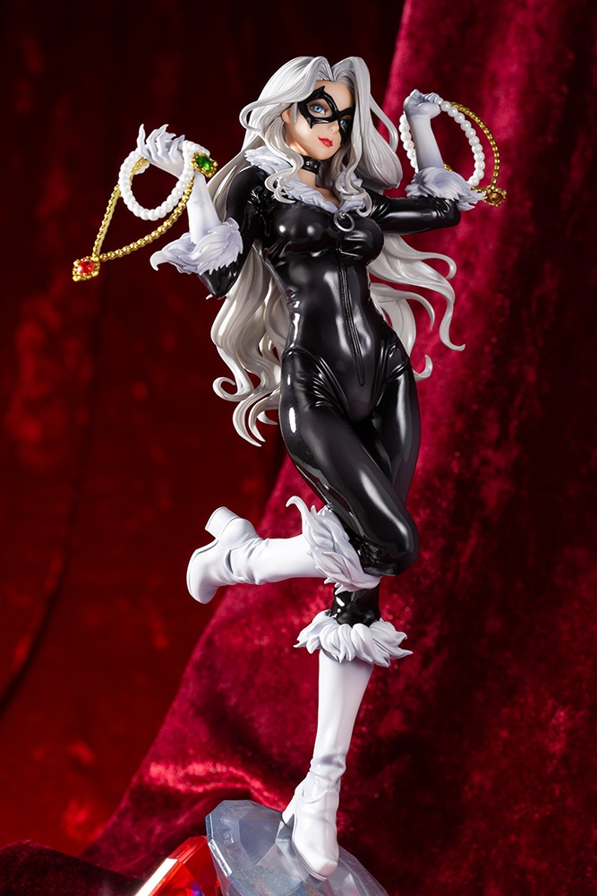 Figurine-black-cat-bishoujo-0003 Figurine - Kotobukiya dévoile Black Cat en version Bishoujo