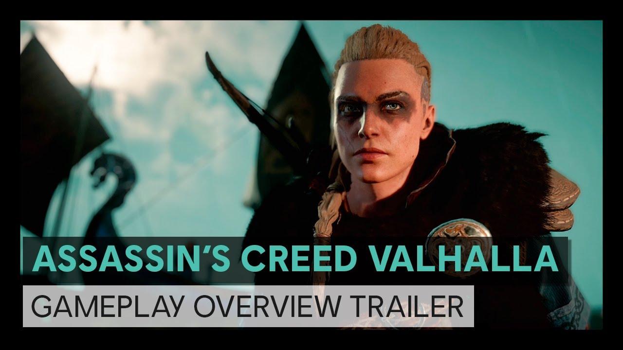 Assassin's Creed Valhalla – Date de sortie et Gameplay – Games & Geeks