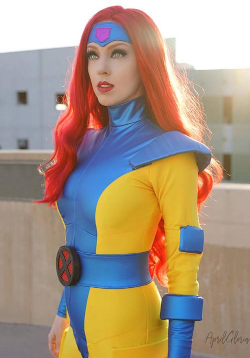 jean-grey-cosplay-02 Cosplay - X-Men - Jean Grey #207