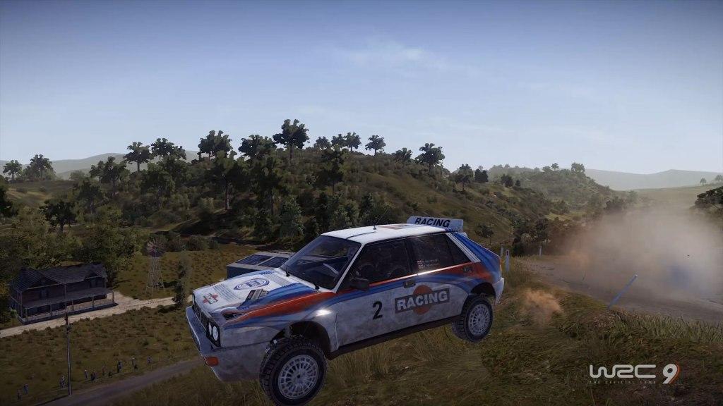 WRC9_font1-1024x576 Mon avis sur WRC 9 - Long droit sur ciel