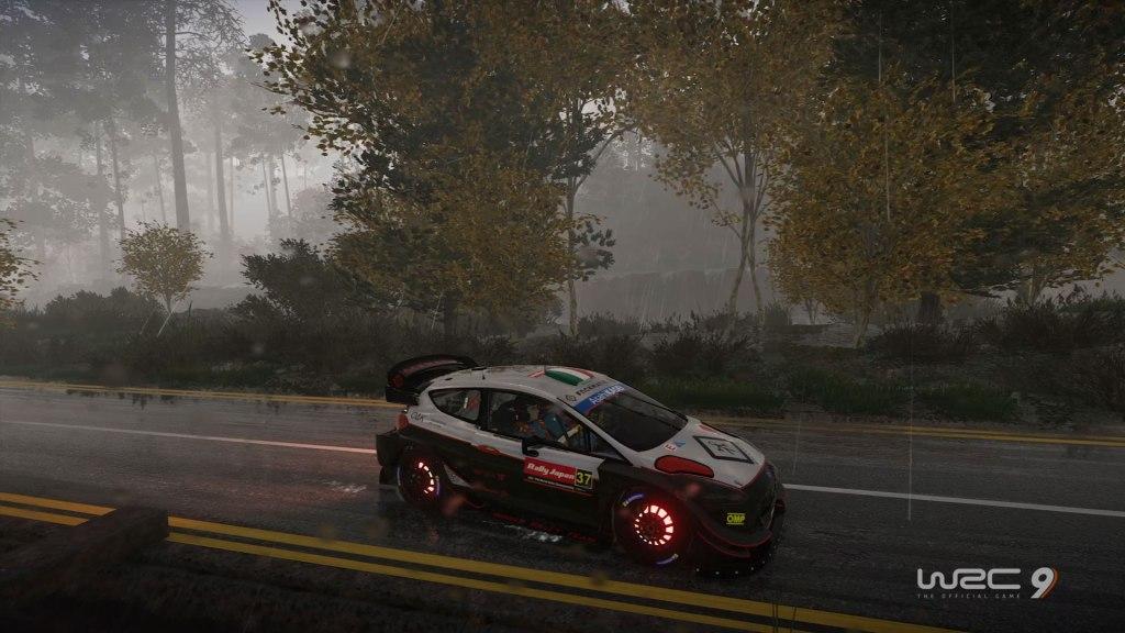 WRC9_font4-1024x576 Mon avis sur WRC 9 - Long droit sur ciel
