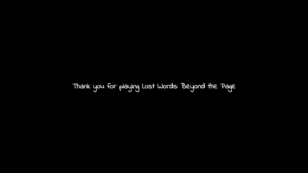 Lost_Words-Beyond-the-Page_1024x576 Lost Words: Beyond the Page - Une aventure au delà des mots!
