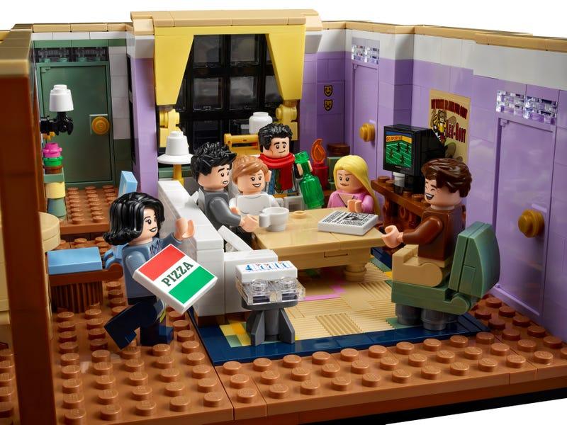 10292_alt6 Lego Friends - Les appartements de Joey et Monica en précommande