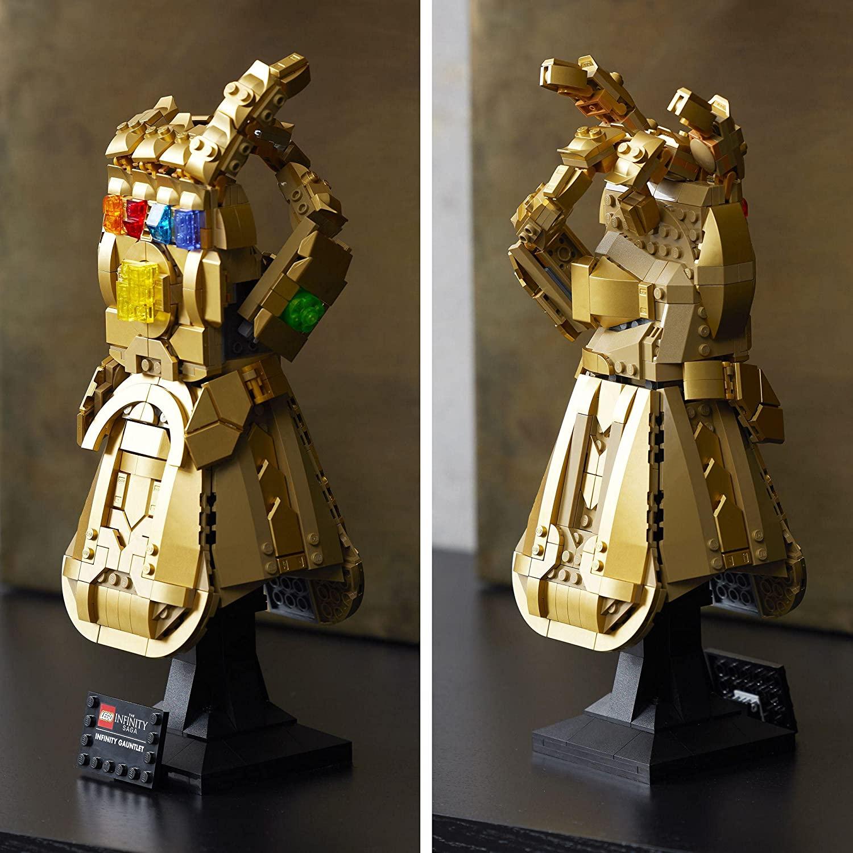 813N7buymHS._AC_SL1500_ Lego Marvel  - Le Gant de l'infini en précommande